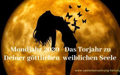HFS_58 Mondjahr 2020 – Das Torjahr zu Deiner göttlichen weiblichen Seele